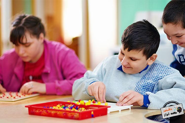 نشانه ها و علائم در کودکان بزرگ تر