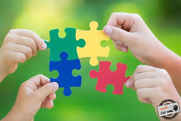 درمان های اختلال اوتیسم - تست تشخیص اوتیسم