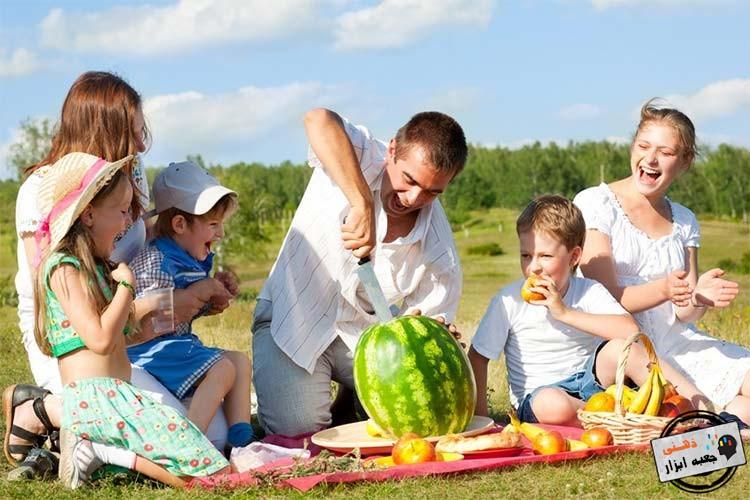 تأکید بر بهداشت و سلامتی در خانواده