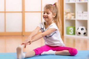 حرکات ورزشی مفید برای بیش فعالی کودکان