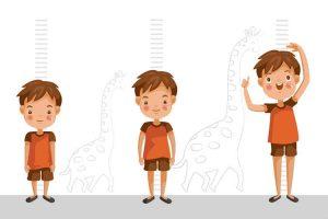 تاخیر رشد در کودکان، و تسریع آن