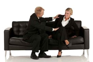 تجاوز جنسی در محیط کار