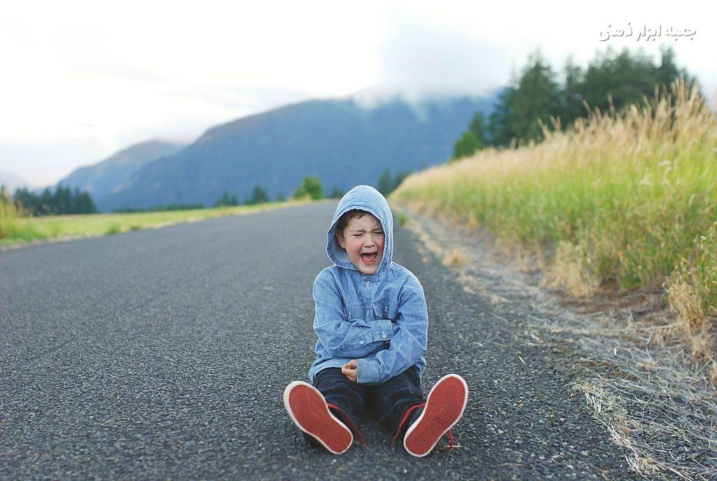 آرام کردن کودک اوتیسم