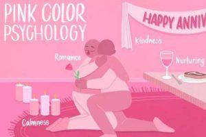 روانشناسی رنگ صورتی