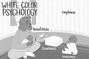 روانشناسی رنگ سفید