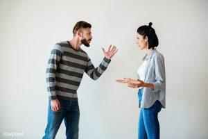 کنترل خشم همسر
