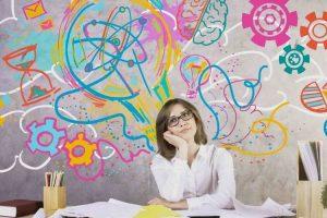 بهبود خلاقیت با تجسم ذهنی