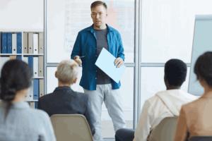 مدیریت یادداشت های ارائه